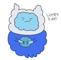 Adventure Time: Lumpy Finn by marizella