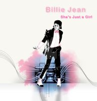 Michael Jackson_Billie Jean by Meggy-MJJ