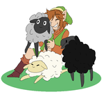 Sheep-Sheep! by stargazer-eyes