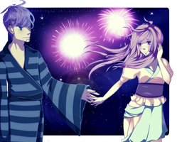 TH: Hanabi Event by Bubblesey