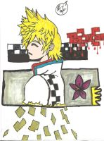 Roxas is memories by Namine97