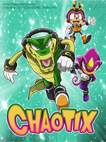 Chaotix Group by yuski