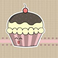 Cute Cupcake! by booklover1997
