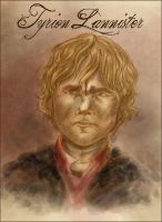 Tyrion Lannister by AalienoOr