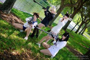 Strike Witches 2 by GiuAto