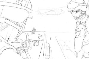 Airborne assault -incomplete- by AFBA