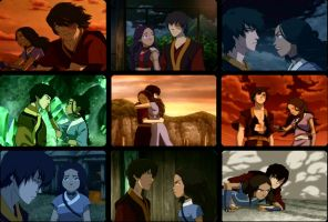 Zutara: The Best Moments by coincidense