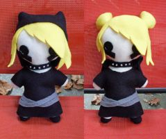 Roxie Richter Plushie by Kimba616