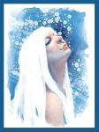 Snowy White by audreyfry