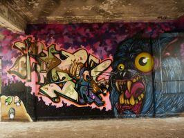 Powerhouse 29 by PerthGraffScene