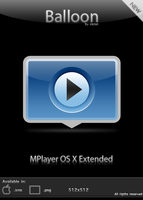 Balloon - MPlayer OS X by xazac87