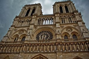 Notre Dame by lumarins