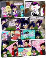 Henshin Comic - Pg 1 by Chuquita