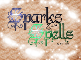 Sparks and Spells by Quechnitlan