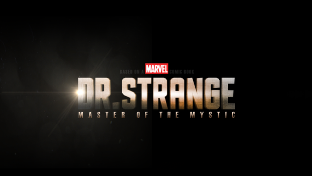 Dr.Strange Marvel by AscendedTerran