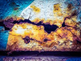 Colorful Rust by Izzie-Hill