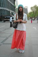 Beijing Street Fashion-6 by SniperOfSiberia