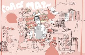 road map by royalboiler