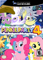 Pinkie Party 4 by nickyv917