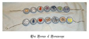 The Runes Of Runescape by hopelesslife