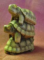turtles by McCaren