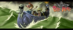 ...A Grim AdVeNtUrEs... by GACHY-CELTA