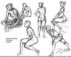 02-16-07 - Gesture Drawing by gem2niki