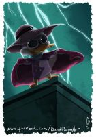 Darkwing Duck by D3iv
