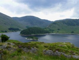 Haweswater by Queenselphie