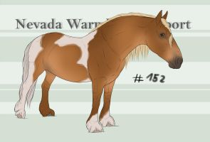 Nevada Warmblood 152 by BRls-love-is-MY-Live
