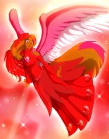 Red for Bunniangel by whirlwynd