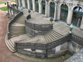 stairs-stock by Black-rose-stock