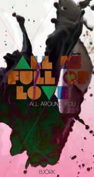 all is full of luv by OmaRxiano