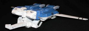 Robotech Beta fighter by ThunderChildFTC