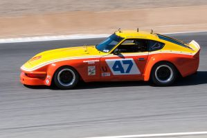 IMSA GTU Datsun 240Z by SharkHarrington