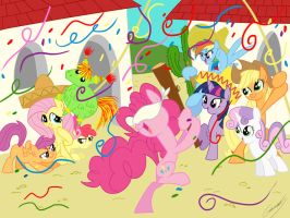 Party at Mexicolt by Gearholder