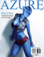 AZURE Vol.8 Palena by Manuccio