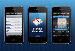 Fishing Calendar App by JureV