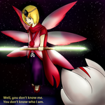 .: Okamiden - Well, you don't know me ... :. by SerryBlueSoul