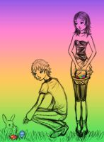 Happy Easter by evalesco5