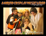 Naruto Cosplay Music Video - Paradise by TessaCrownster