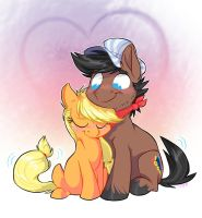 Love Train by Graystripe64