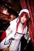 Trinity Blood - Esther Blanchett I by Calssara
