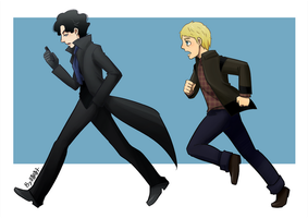 Sherlock_After you by aulauly7