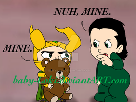 Mine by Baby-Loki