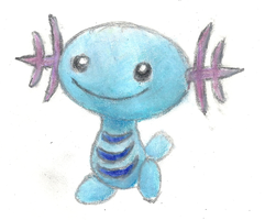 Wooper by Proshi