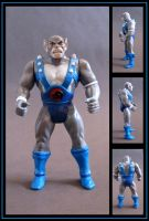 panthro custom figure  -  commission by nightwing1975