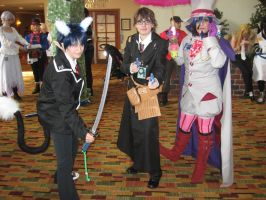 Blue Exorcist by Witts-End