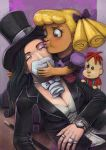 Zatanna, The Chloroform Victim by fedde