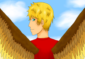 request 6-Maximum Ride: Dylan by katt--whizkers